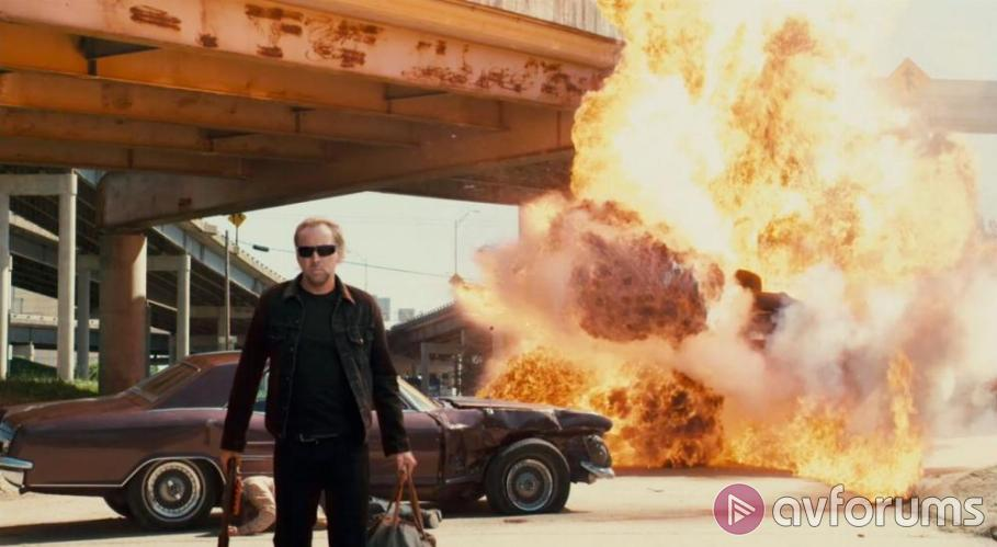 Drive Angry  - Special Edition Blu-ray Review
