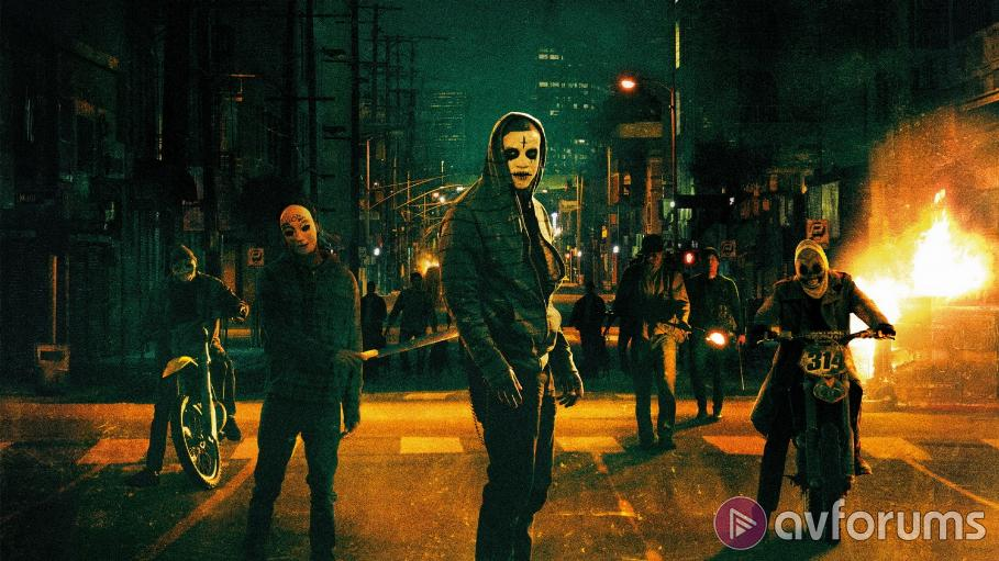 The Purge: Anarchy Ultra HD Blu-ray Review