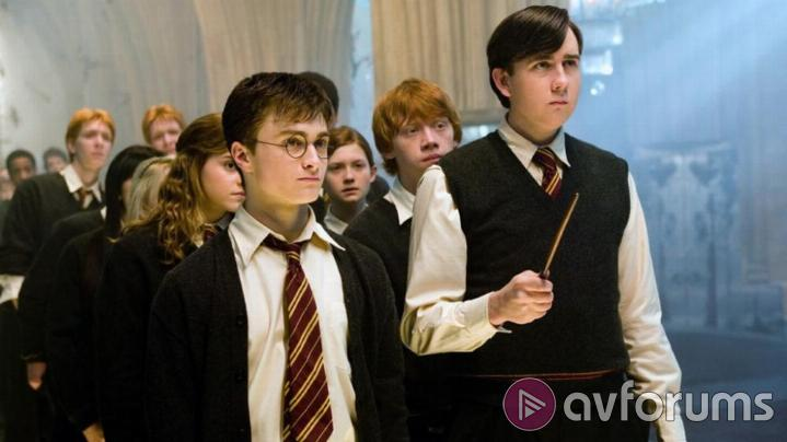Harry Potter and the Order of the Phoenix Sound Quality