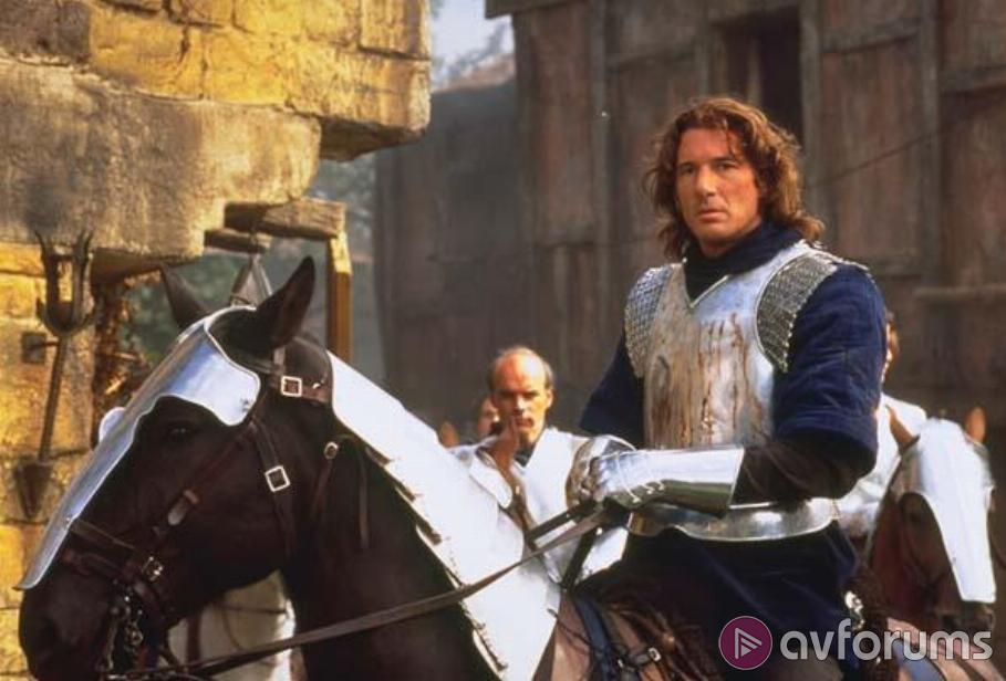 First Knight - Special Edition Blu-ray Review
