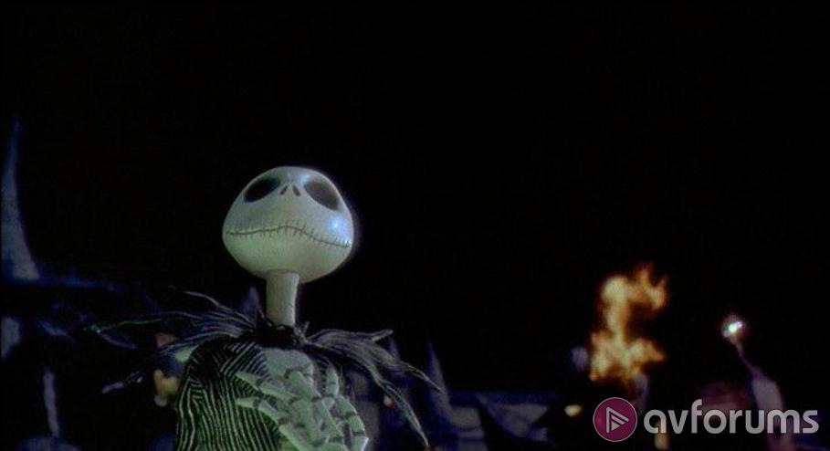 The Nightmare Before Christmas Blu-ray Review