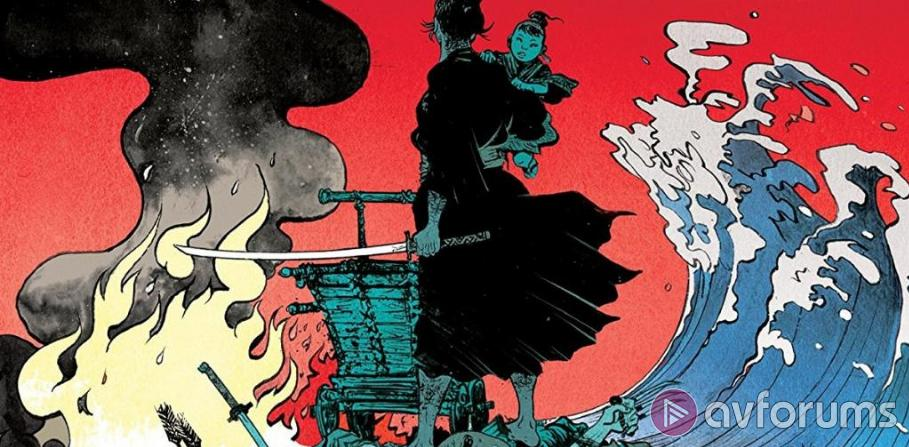 Lone Wolf and Cub Blu-ray Review