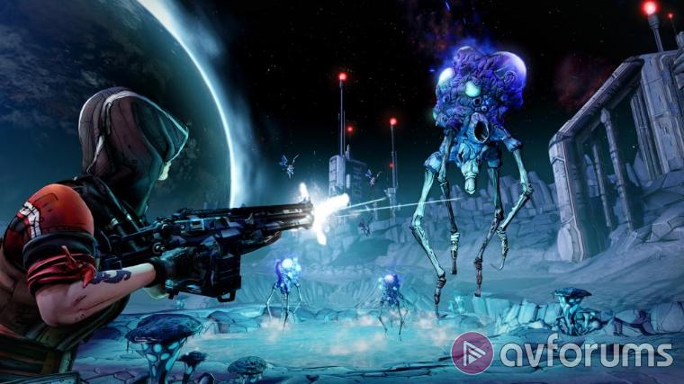 Borderlands The Pre-Sequel A new location