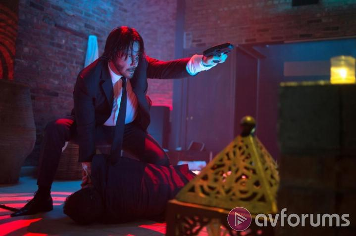 John Wick Blu-ray Picture Quality