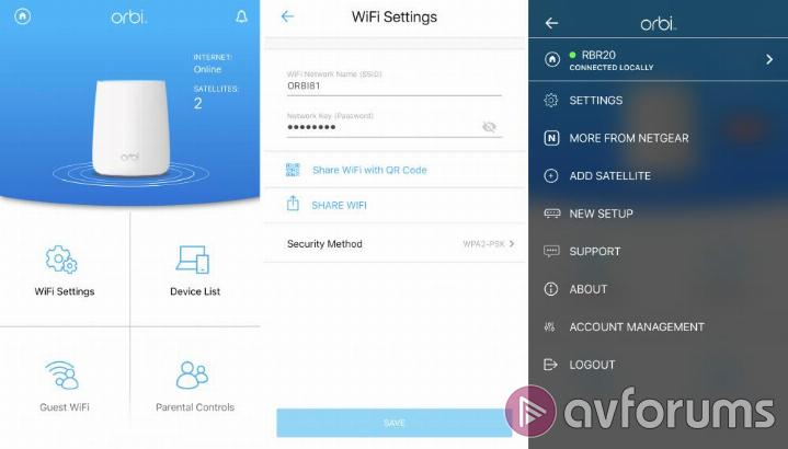 Netgear Orbi RBK23 Wi-Fi System Review | AVForums