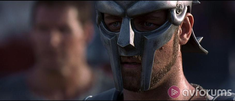 Gladiator - Sapphire Series Blu-ray Review