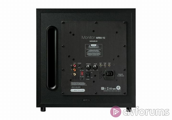 Monitor Audio Monitor 5.1 System Monitor Audio Monitor MRW-10 Subwoofer