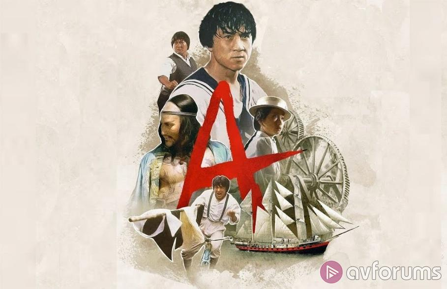Jackie Chan's Project A Blu-ray Review