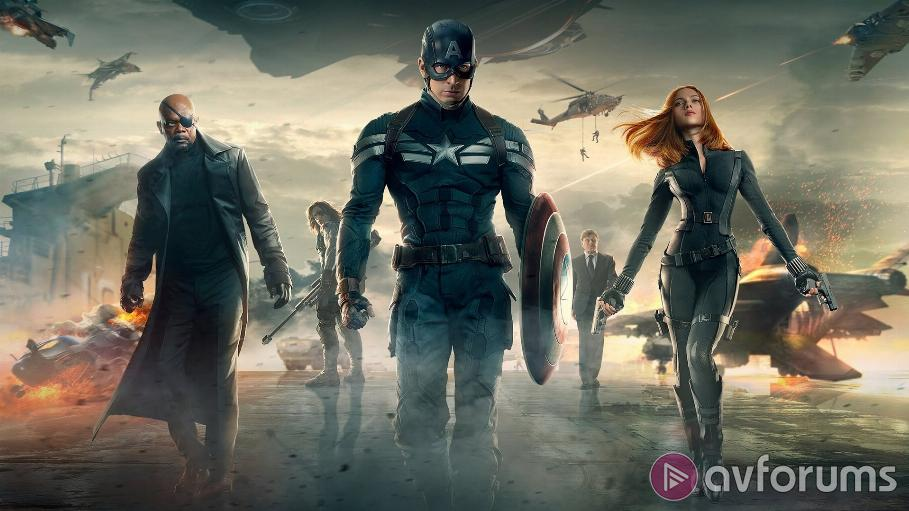 Captain America: The Winter Soldier 4K Blu-ray Review   AVForums