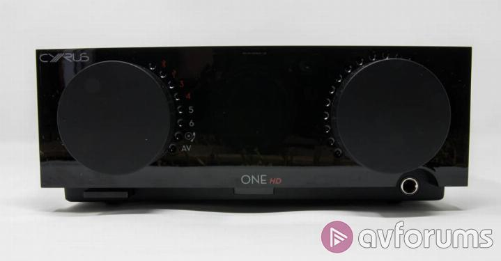 Cyrus ONE HD Specification and Design