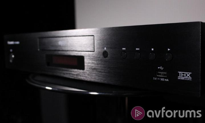 Panasonic DP-UB9000 Review   AVForums