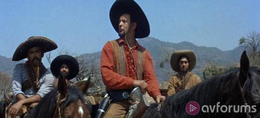 The Magnificent Seven Collection Blu-ray Review