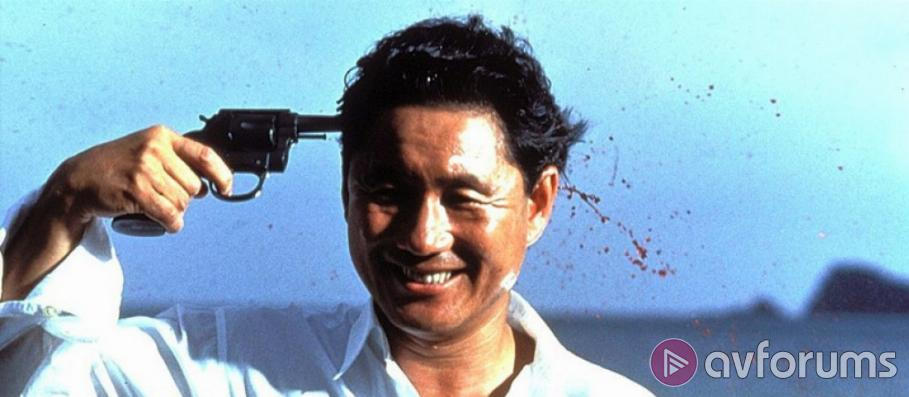 Sonatine Blu-ray Review