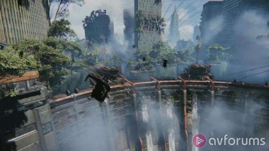 Crysis 3 Xbox 360 Review