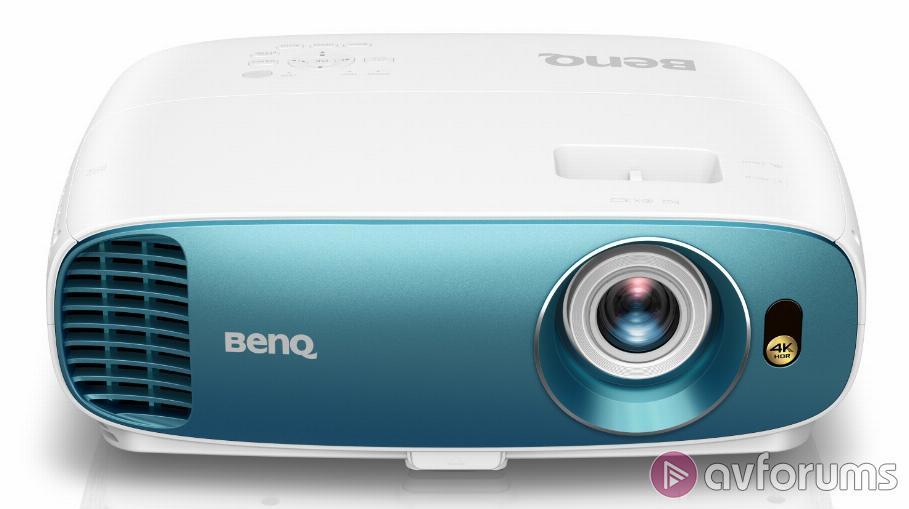 a06a0a7c7e8b78 BenQ TK800 4K DLP Projector Review