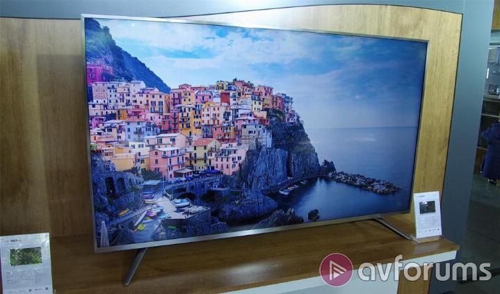 Kết quả hình ảnh cho Hisense launch new NU9700 and NU8700 ULED 4K HDR TVs