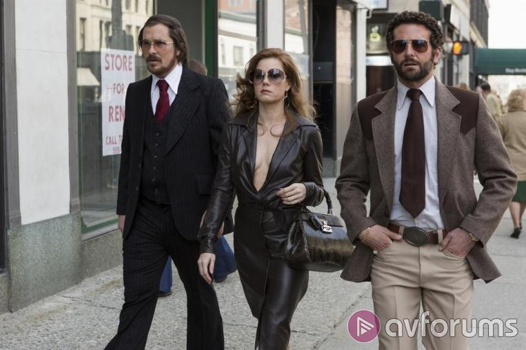 American Hustle American Hustle Blu-ray Picture Quality