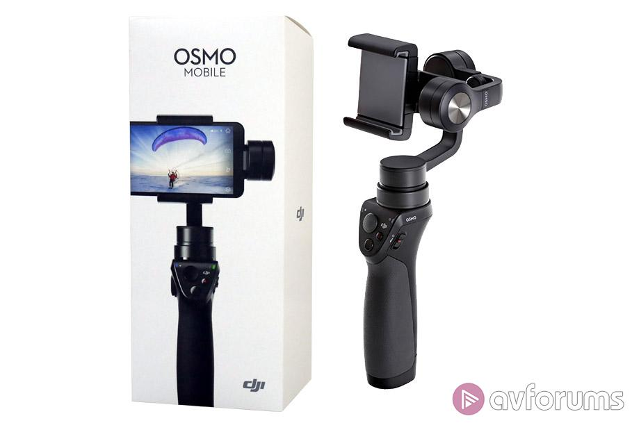 Dji Osmo Review >> Dji Osmo Mobile Review Avforums