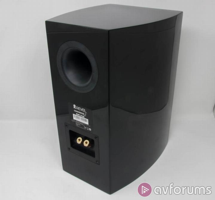 Revel Concerta2 M16 Specification and Design