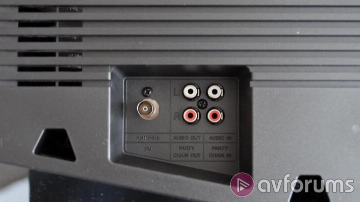 Sony GTK-1XBT Sony GTK-1XBT Specifications and Connections