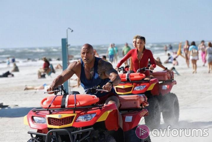 Baywatch Picture Quality