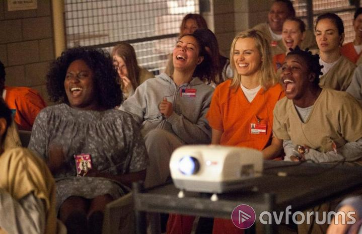 Orange is the New Black What is Orange is the New Black Blu-ray Picture Quality
