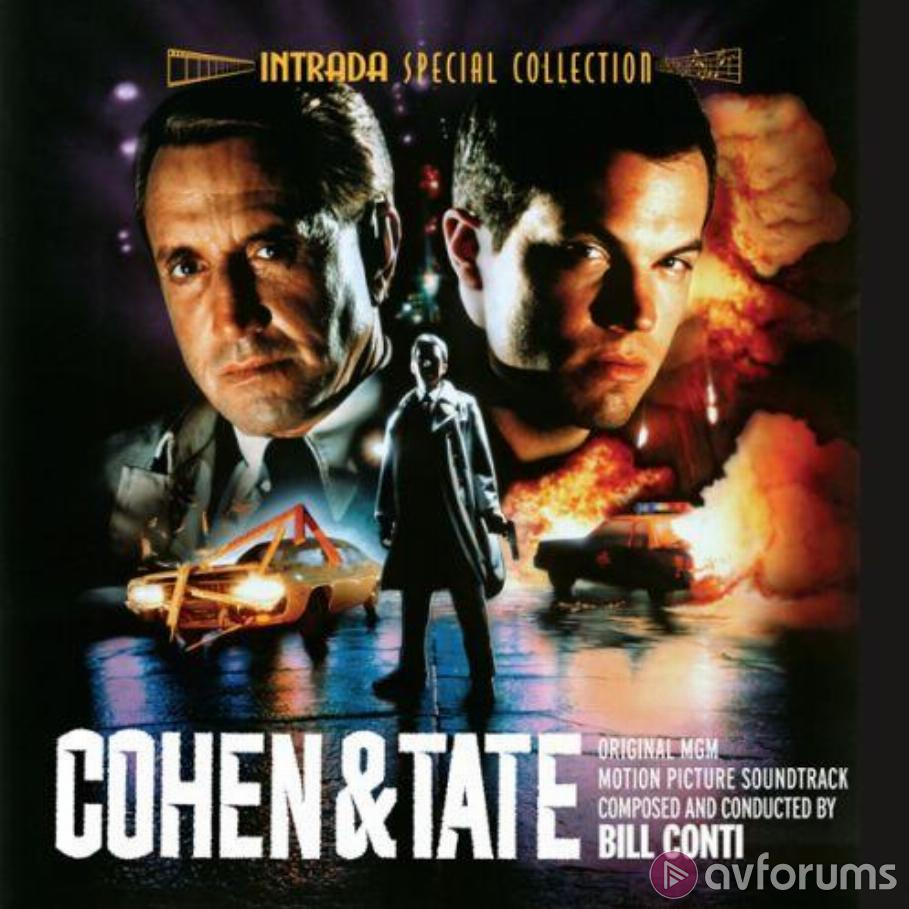 Cohen & Tate - Original MGM Motion Picture Soundtrack Soundtrack Review