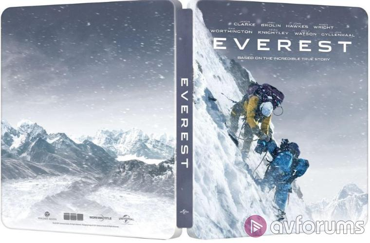 Everest Steelbook Blu-ray Verdict