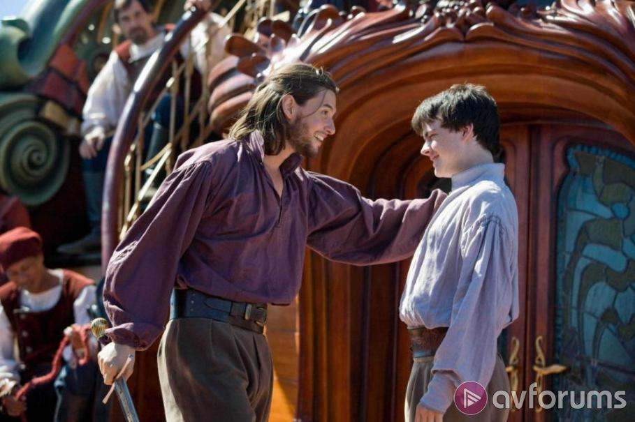 The Chronicles of Narnia: The Voyage of the Dawn Treader 3D Blu-ray Review