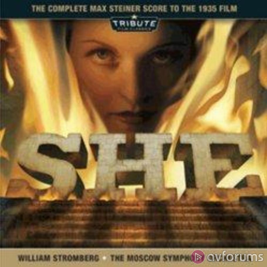 She - The Complete Score Soundtrack Review