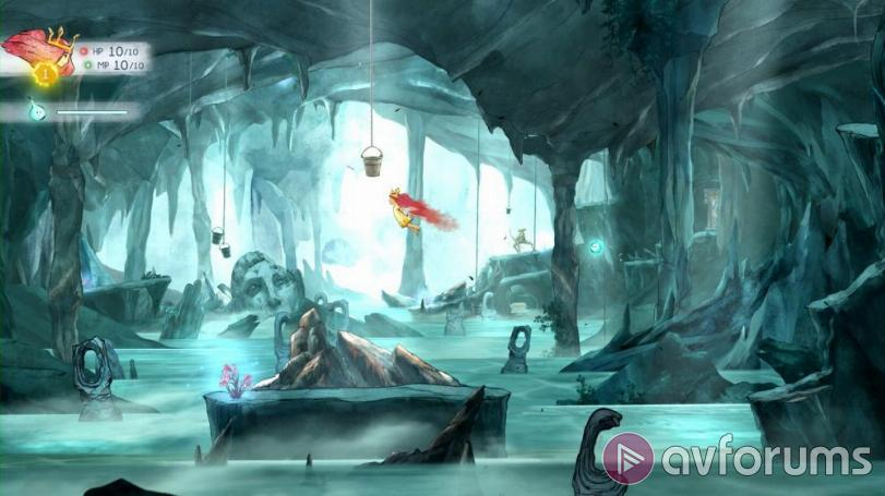 Child of Light Once upon a time