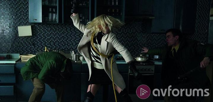 Atomic Blonde Ultra HD Blu-ray Verdict