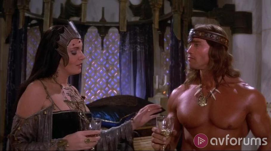 Conan the Destroyer Blu-ray Review
