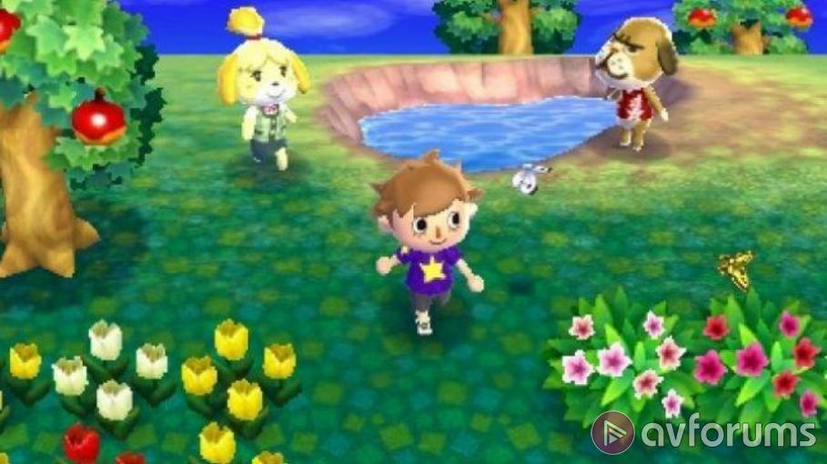Animal Crossing: New Leaf 3DS Review