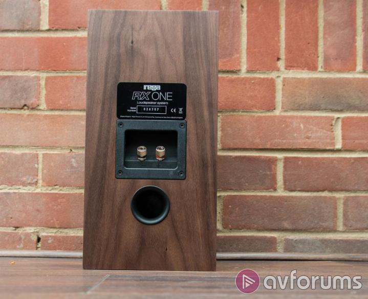 Rega Rx1 Standmount Speaker Review Avforums