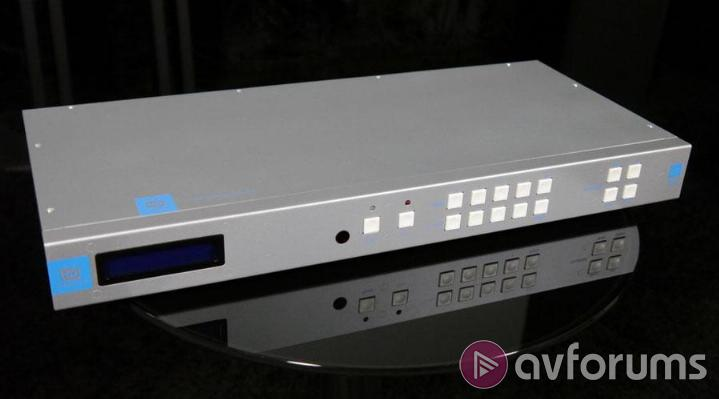 HDanywhere mHub What does the central mHub unit look like?