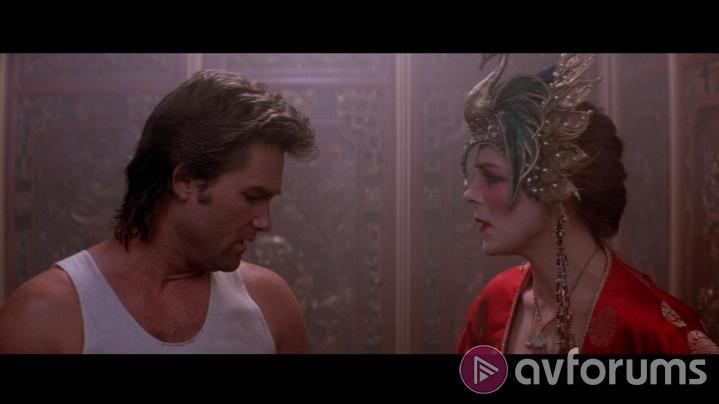 Big Trouble in Little China Even More