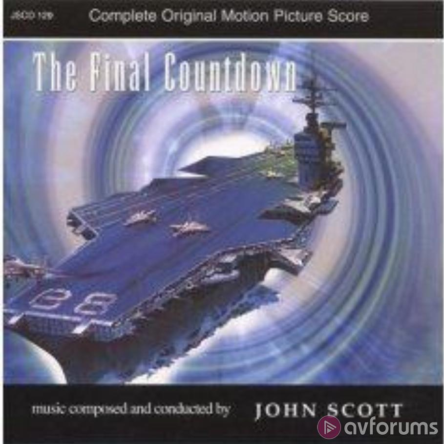 The Final Countdown - Complete Original Motion Picture Score Soundtrack Review