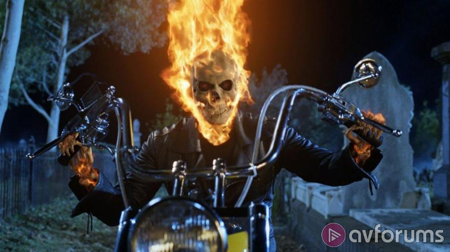 Ghost Rider Blu-ray Review