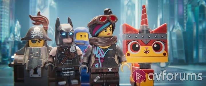 The Lego Movie 2: The Second Part The Lego Movie 2 4K Blu-ray Verdict