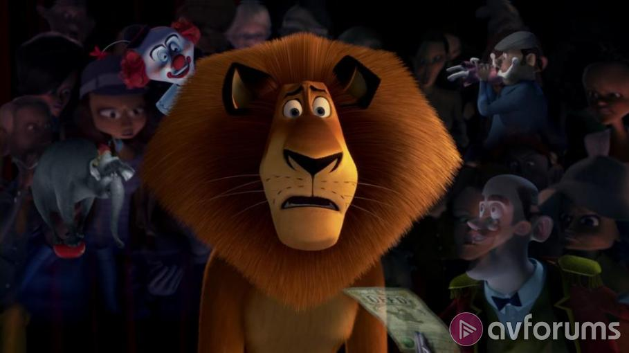 Madagascar 3 Europes Most Wanted 3d Blu Ray Review Avforums
