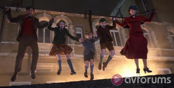 Mary Poppins Returns Mary Poppins Returns 4K Picture