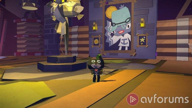 Tearaway Touch my pad, this is life