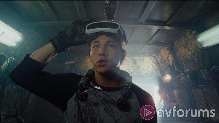 Ready Player One Ready Player One Picture Quality