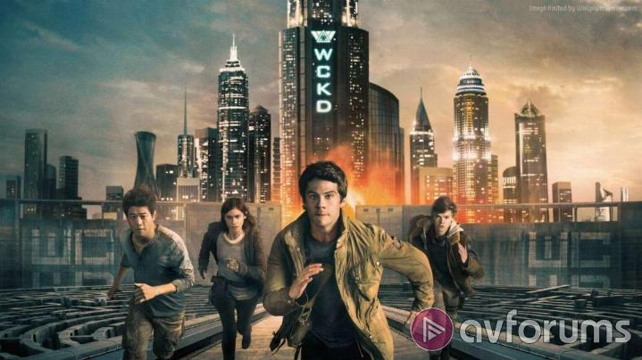 Maze Runner: The Death Cure Maze Runner: The Death Cure 4K Blu-ray Verdict