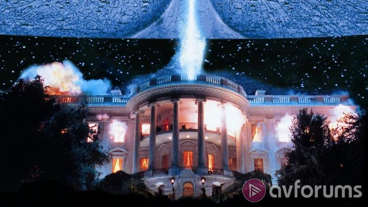 Independence Day Steelbook Blu-ray Verdict