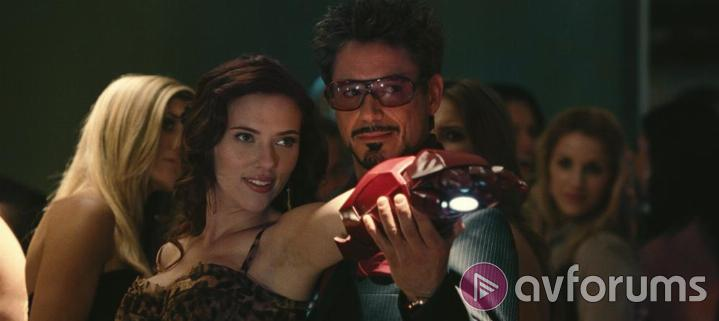 Iron Man 2 Picture Quality