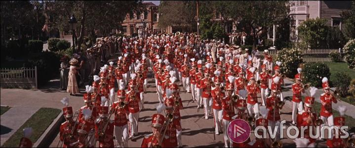 The Music Man Extras
