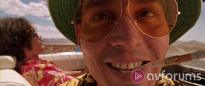 Fear And Loathing In Las Vegas Extras