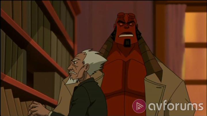 Hellboy Animated: Sword Of Storms/Blood and Iron